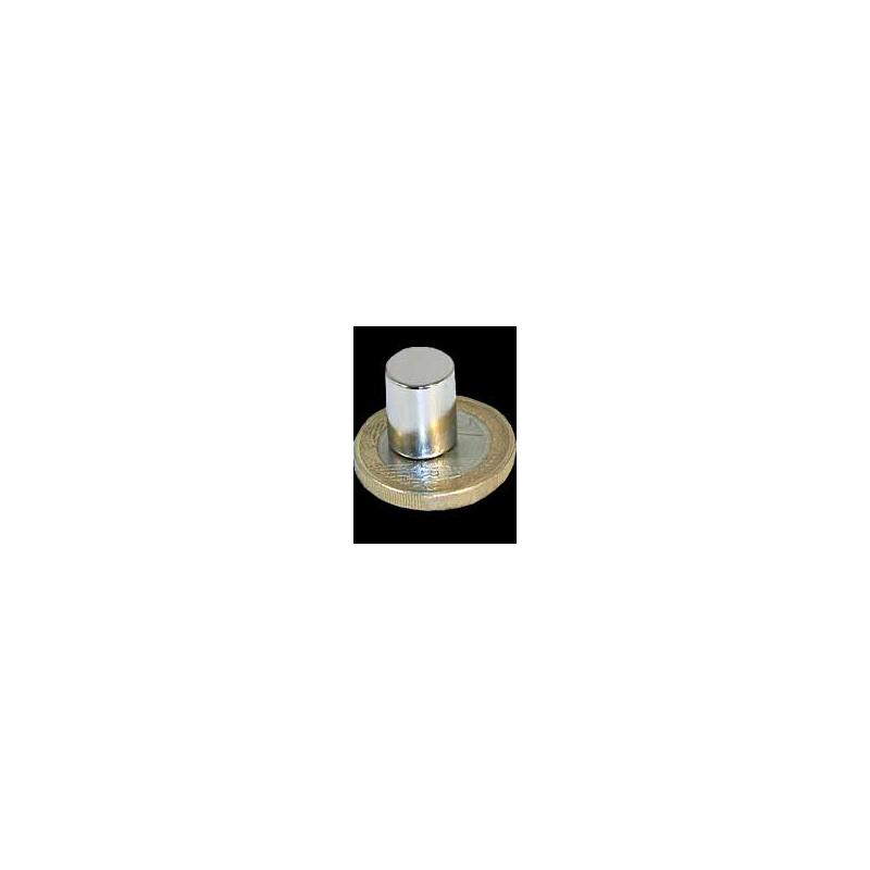 Aimant cylindrique Baracuda  10 x 10