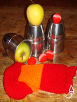 Cups and Balls alu Large