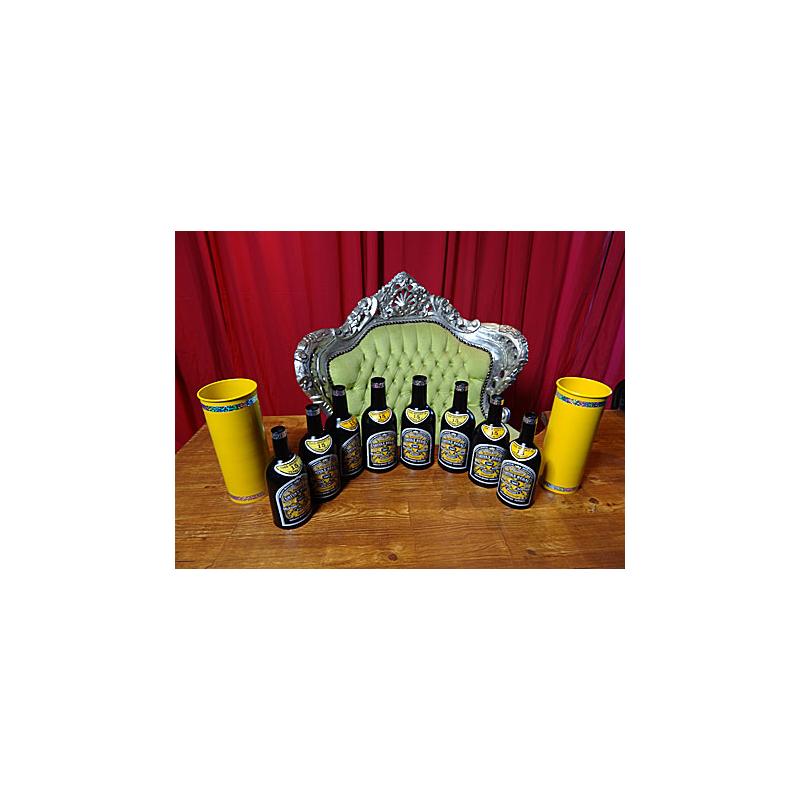 Multiplying Bottles - multiplication de bouteilles chivas