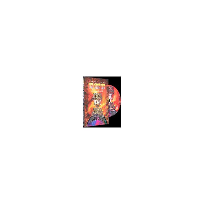 DVD Chop Cup ( world's greatest Magic )