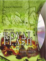 Royal flash new style & DVD