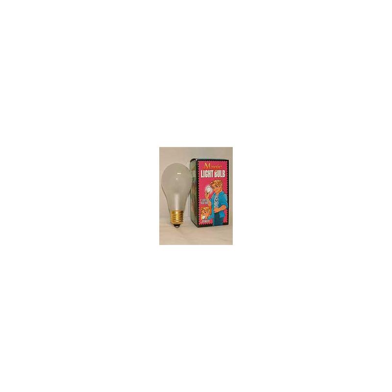 Ampoule Magique en Verre