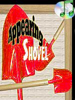 Appearing Shovel - Pelle à apparition