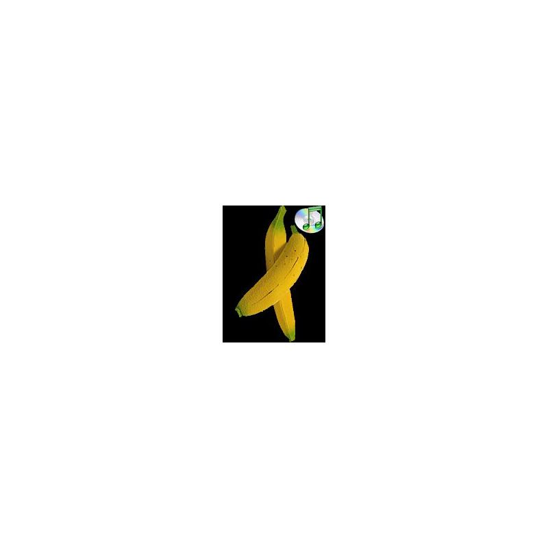 Multiplication de Bananes en mousse ( lot de 2 )