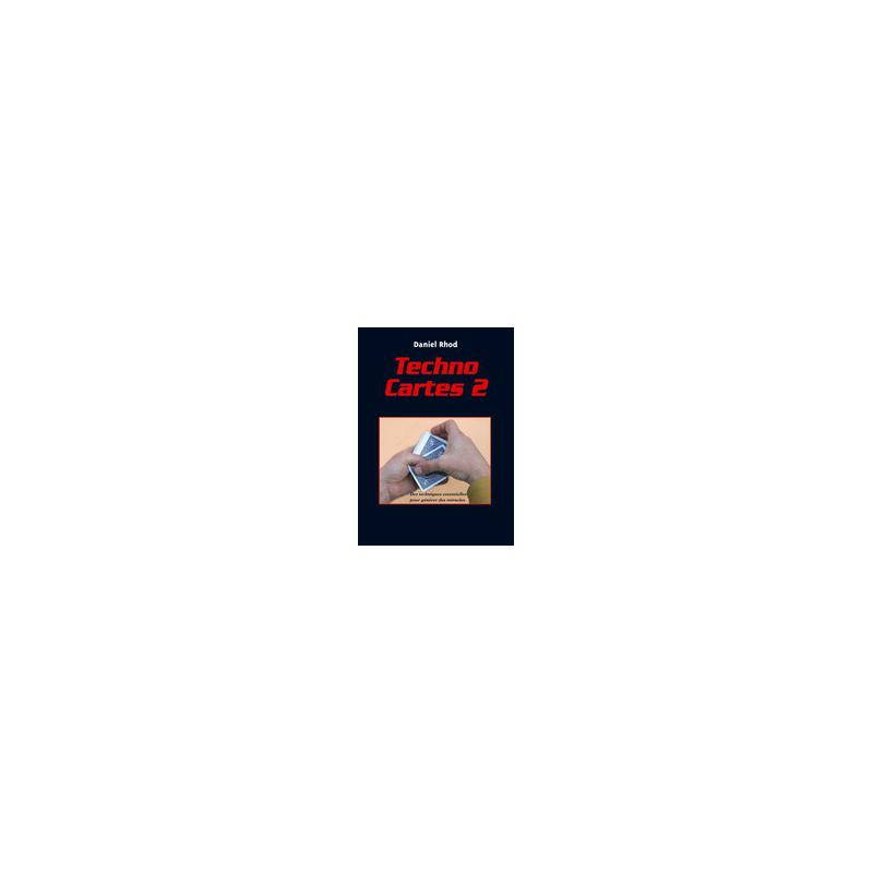 Livret Techno Cartes 2 ( Daniel Rhod )