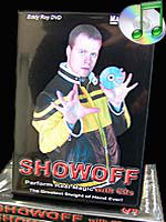 DVD Showoff with CDs