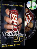 DVD Healed And Sealed 2.0  (Anders Moden)(rupture)