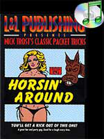 Horsin around ( Nick Trost )