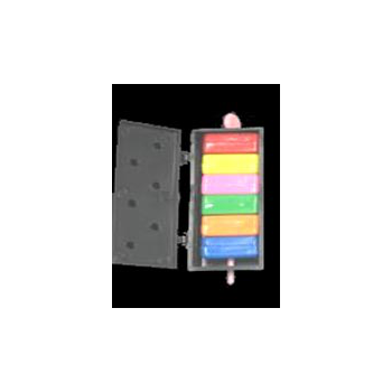 Color Block Escape Plastique