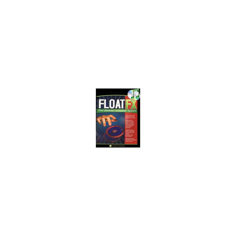 Float Fx gimmick + dvd + livre