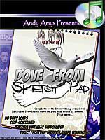 Dove from Sketch Pad (With DVD) ( Andy Amyx )