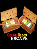 Color Block Escape Bois pro