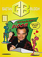 DVD Tales From The Planet Of Bloom vol 3