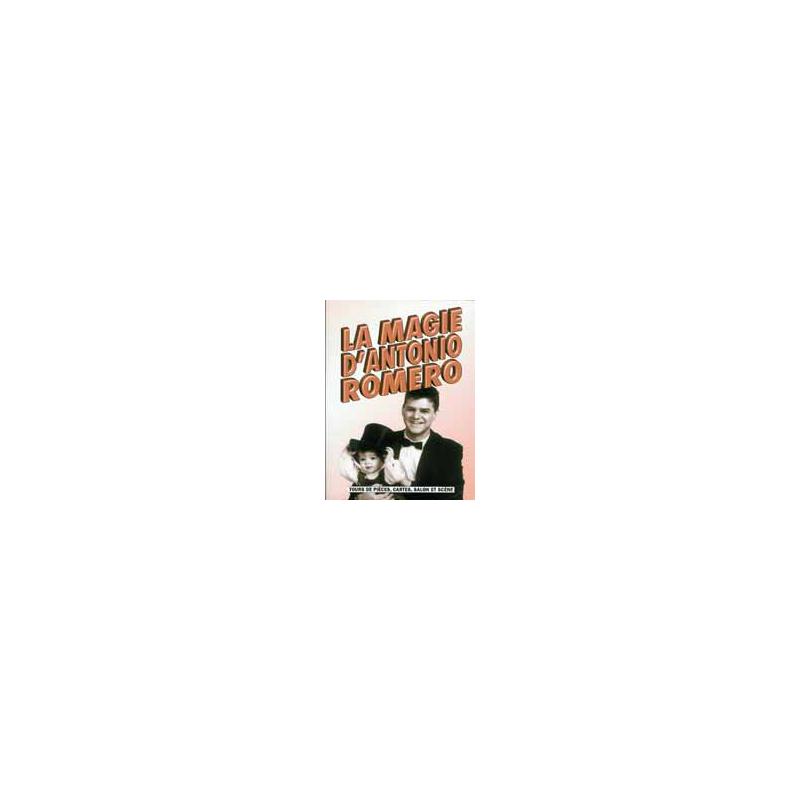 Livre La Magie d'Antonio Romero