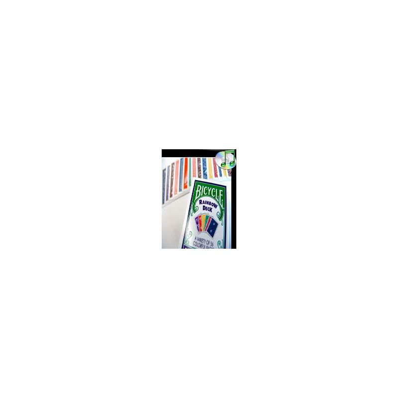 Jeu Rainbow Bicycle ( DVD + cartes )