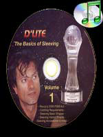 DVD Sleeving 1 by Rocco