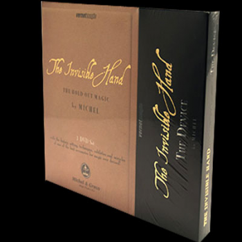 The Invisible Hand SET (Device and DVD Set) by Michel