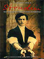 Livre The secret Life of Houdini