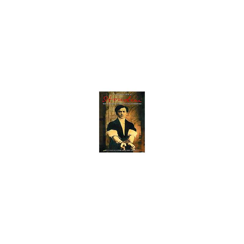 Livre The secret Life of Houdini