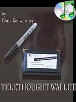 Telethought Wallet (Grand modèle) !!!