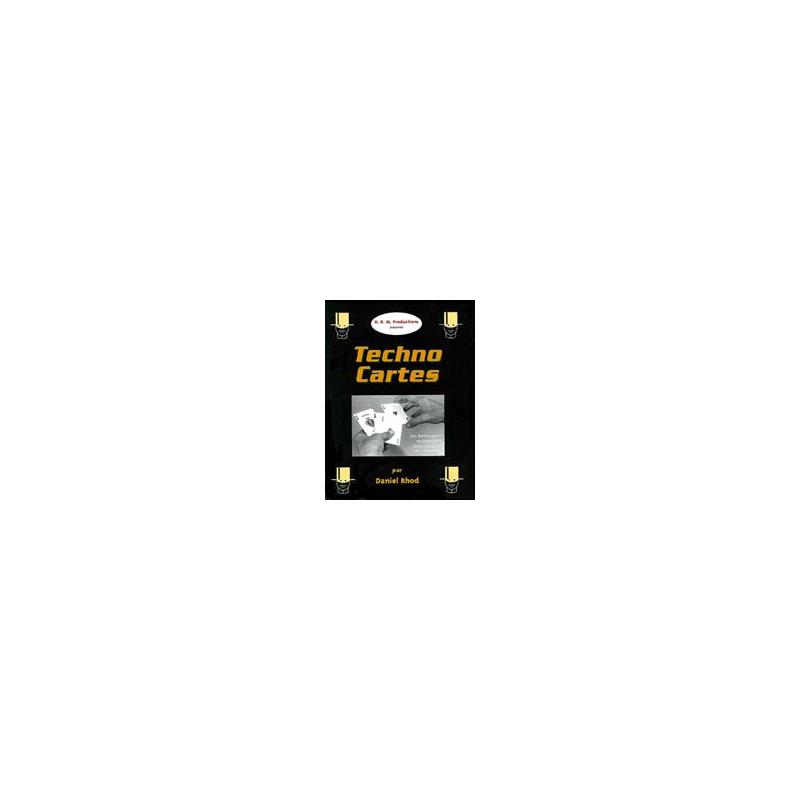 Livret Techno Cartes 1 ( Daniel Rhod )