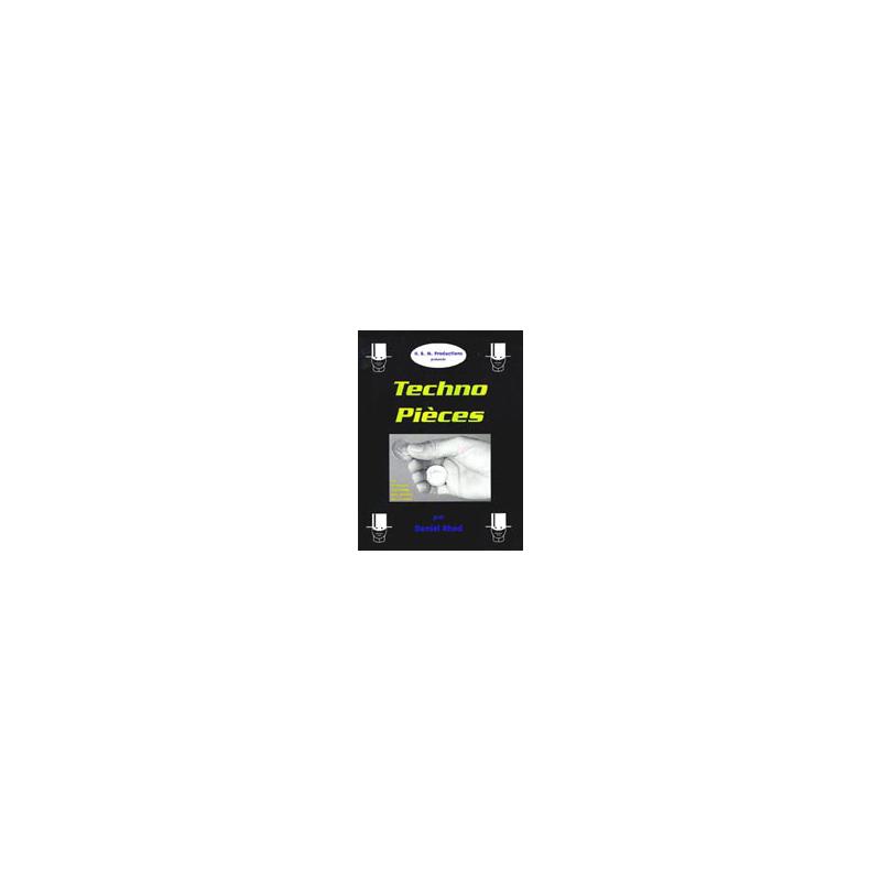 Livret Techno Pièces ( Daniel Rhod )