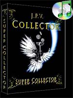 DVD Super Collector (Gimmick + DVD) J-P Vallarino