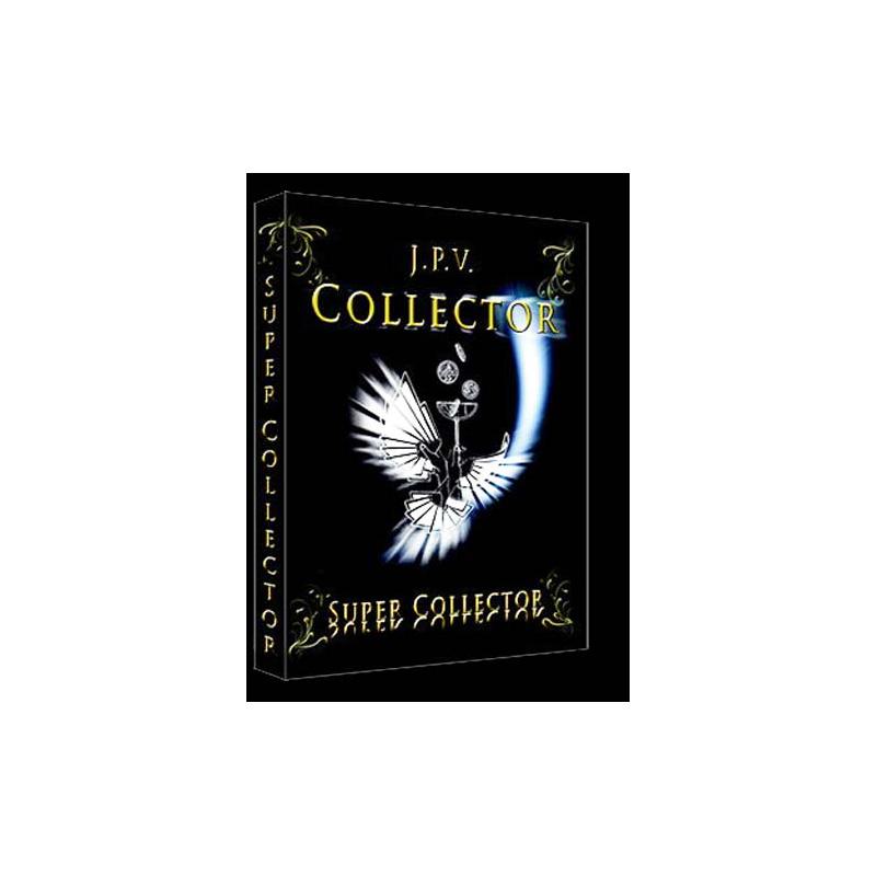 DVD Super Collector (Gimmick + DVD) J-P Vallarino