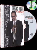 DVD gregory wilson in action vol 3!!!