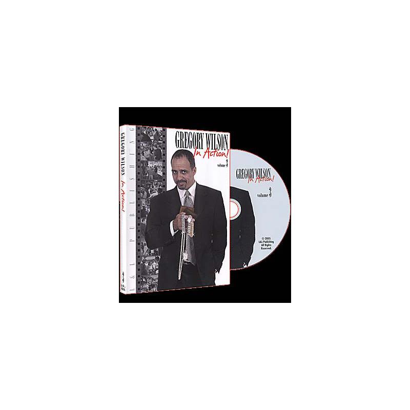 DVD gregory wilson in action vol 3!!!