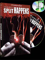 DVD split Happens ( Graig Petty )