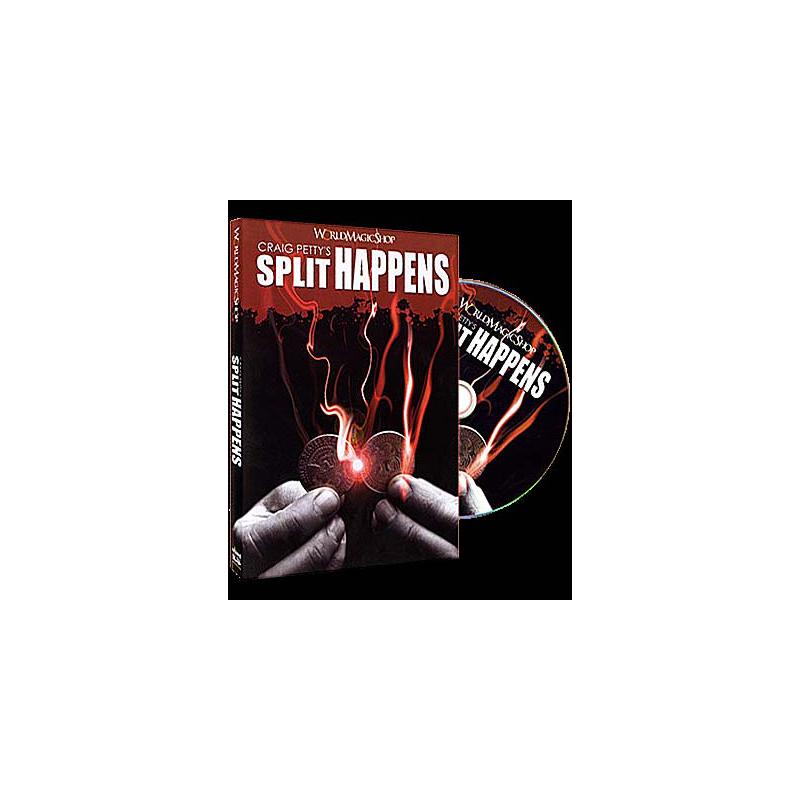 DVD split Happens ( Graig Petty )