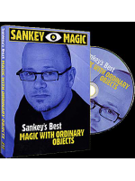 DVD Sankey's Best MAGIC WITH ORDINARY OBJECTS