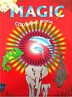 Coloring Book animaux large