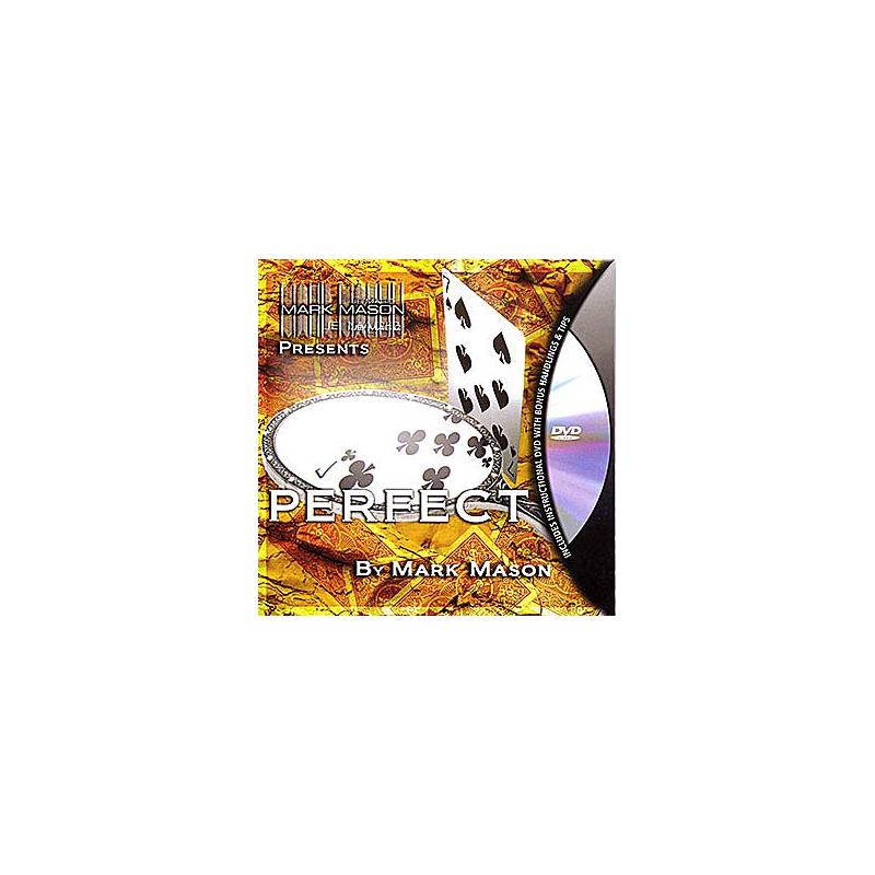 Perfect (avec DVD) ( Mark Mason and JB Magic )