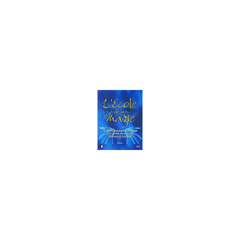 DVD l'école de la magie Niveau 1 ( duvivier )