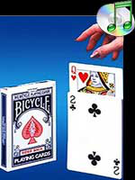 Rising Card Jumbo Bleu
