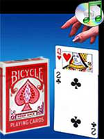 Rising Card Jumbo Rouge