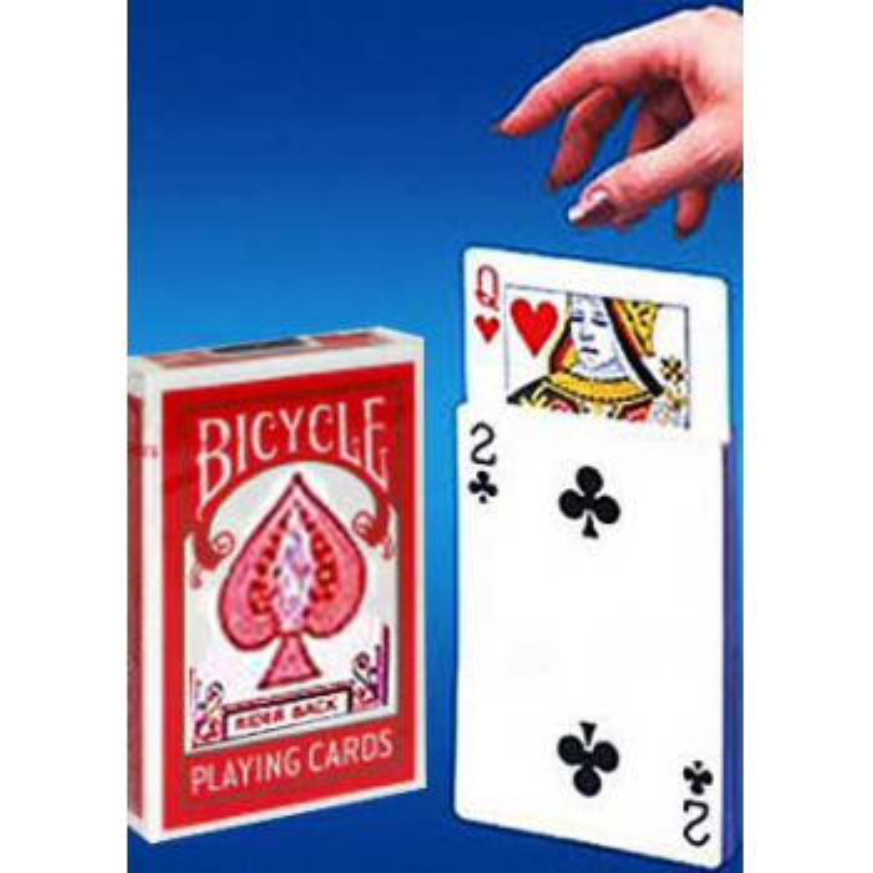 Rising Card Jumbo Rouge