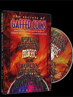 DVD Gaffed Coins ( copper silver ) (World's Greatest Magic)