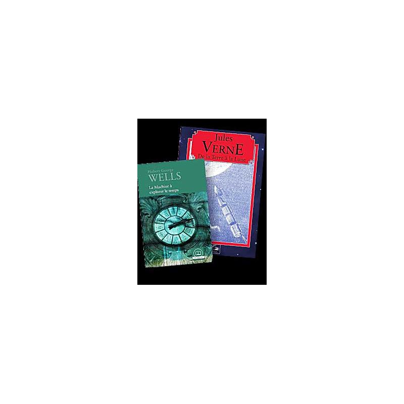 """Book test """"Voyages"""" jules verne"""