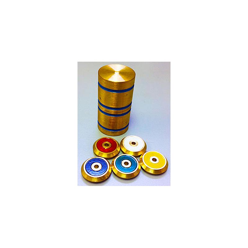 Brass Disc Escape