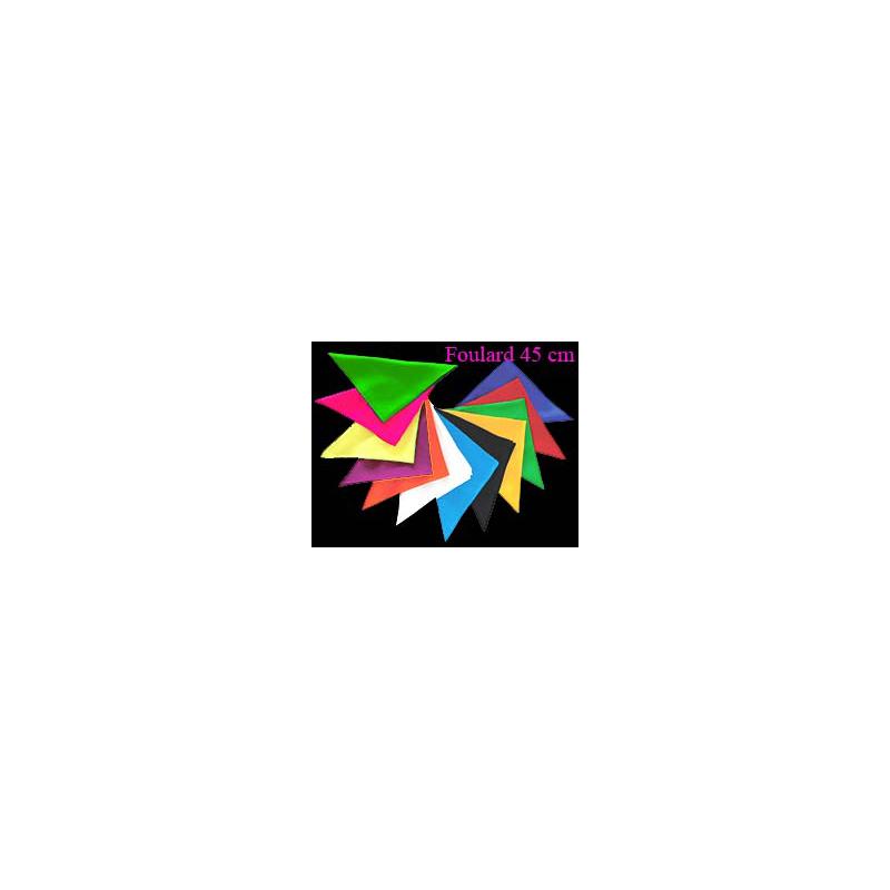 "12 Foulards 45 cm (18"")"
