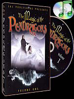 DVD Magic of the Pendragons #1 (Charlotte Pendragon)