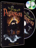 DVD Magic of the Pendragons #2 ( Charlotte et Pendragon