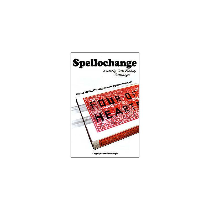 Spellochange ( Jesse Feinberg )