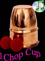 Chop Cup Seul Copper
