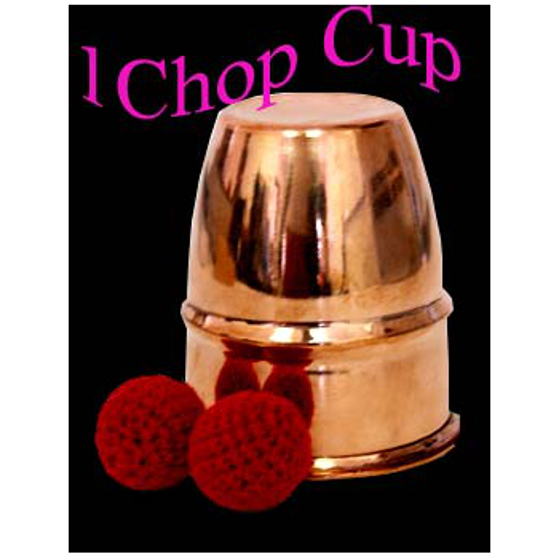 Chop Cup Seul Copper