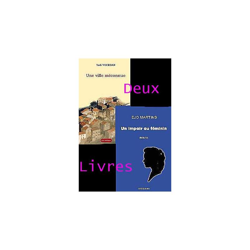 Ejo Book Test ( deux livres )
