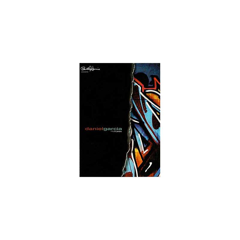 DVD Daniel Garcia Torn and restored